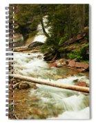 Baring Falls Spiral Notebook