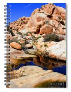 Barker Dam Big Horn Dam By Diana Sainz Spiral Notebook