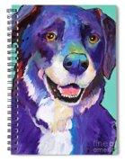Barkley Spiral Notebook