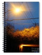 Barksdale Blue And Yellow  Spiral Notebook