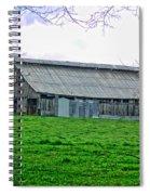 Barn 26 Spiral Notebook
