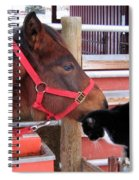 Barn Buddies Spiral Notebook
