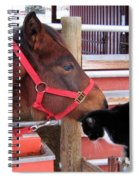 Barn Buddies Spiral Notebook