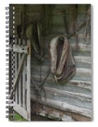 Barn - Carthage Missouri Spiral Notebook