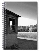 Barn Corner Spiral Notebook