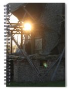 Barn Spiral Notebook