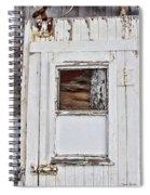 Barn Door Spiral Notebook
