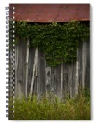 Barn Eyes Spiral Notebook