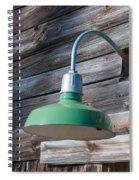 Barn Light Spiral Notebook