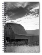 Barn On Rt.41 Ross County Spiral Notebook