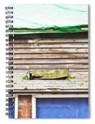 Barn Repairs Spiral Notebook