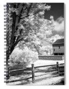 Barn Yard Spiral Notebook