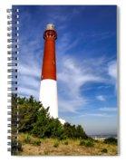 Barnaget Lighthouse Spiral Notebook