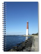 Barnegat Light - New Jersey Spiral Notebook