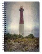 Barnegat Lighthouse Dawn Spiral Notebook