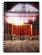 Barnlight II Spiral Notebook