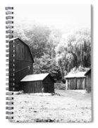 Barns   7d07740 Spiral Notebook
