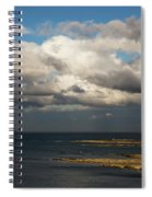Barns Ness Lighthouse  East Lothian Spiral Notebook