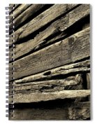 Barnwood Spiral Notebook