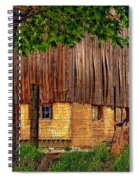 Barnyard Spiral Notebook