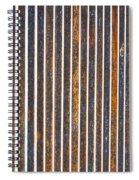 Barred Spiral Notebook