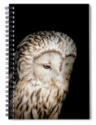 Barred Owl Spiral Notebook