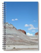 Barren  Spiral Notebook