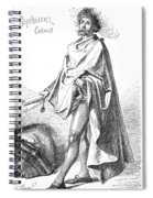 Bartholomew Columbus (c1445-c1514) Spiral Notebook