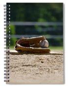 Baseball - America's Game Spiral Notebook