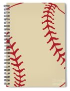 Baseball Spiral Notebook