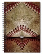 Baseball Eros Spiral Notebook