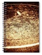 Baseball Field 29 Spiral Notebook