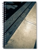 Baseball Field 6 Spiral Notebook