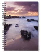 Basham Twilight Spiral Notebook