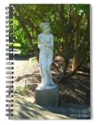 Bashful Maiden Spiral Notebook