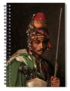 Bashi-bazouk Spiral Notebook