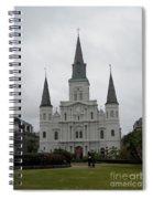 Basilica 2 Spiral Notebook