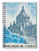 Basilica Lisieux Spiral Notebook