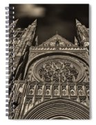 Basilica Of Saints Peter And Paul  Spiral Notebook