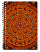 Basket Weaving 2012 Spiral Notebook