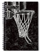 Basketball Years Spiral Notebook