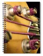 Bass II Spiral Notebook