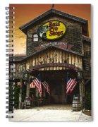 Bass Pro Shop Spiral Notebook