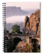 Bastei, Saxonian Switzerland National Spiral Notebook