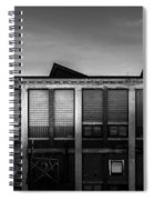 Bates Mill N5 South Spiral Notebook