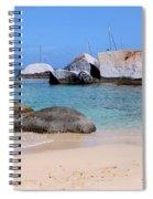 Bath Beach Spiral Notebook