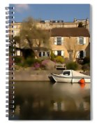 Bath Canalside Spiral Notebook