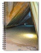 Bath Cave Spiral Notebook