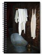 Bath Day Spiral Notebook