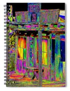 Bath House Pop Art Spiral Notebook